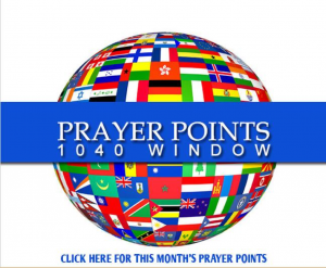 1040 Window prayer points