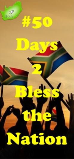 50 Days for SA