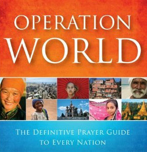 Operation World - book
