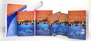Operation World-products