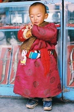 tibetian-boy